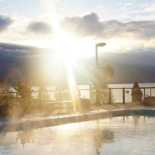 Ainsworth Hot Spring - Spa
