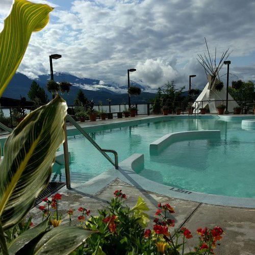Ainsworth hot springs - hot springs